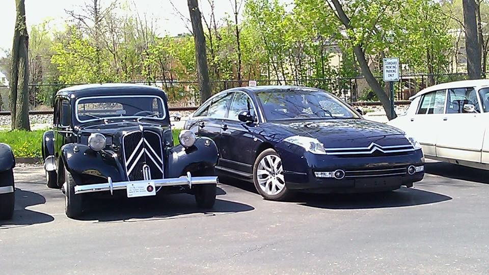 CITROENISTS OF MICHIGAN SPRING GATHERING - FCIA - French Cars In ...