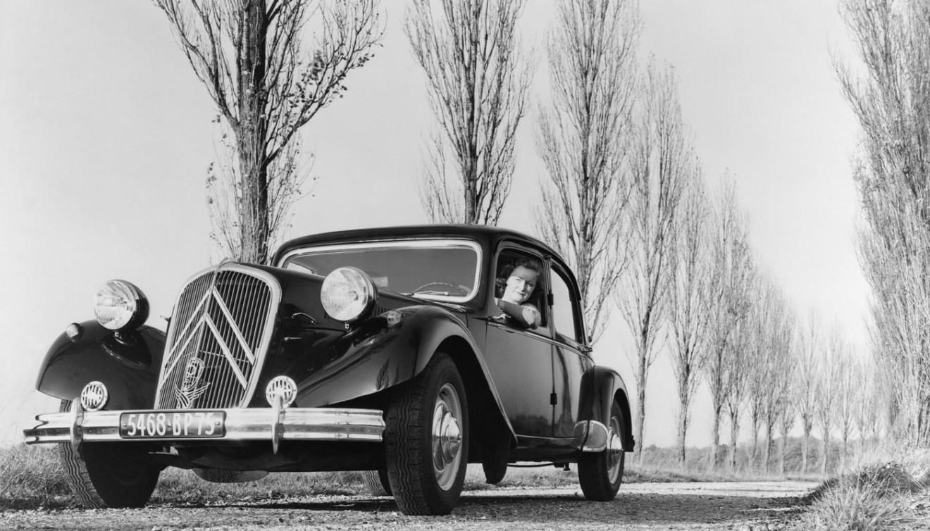 80TH ANNIVERSARY CELEBRATIONS FOR THE CITROËN TRACTION AVANT