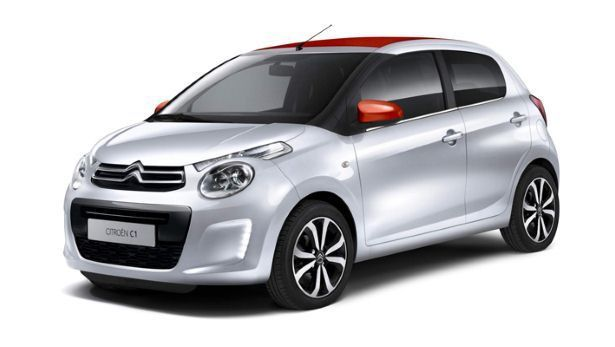 ALL ABOUT THE NEW CITROEN C1