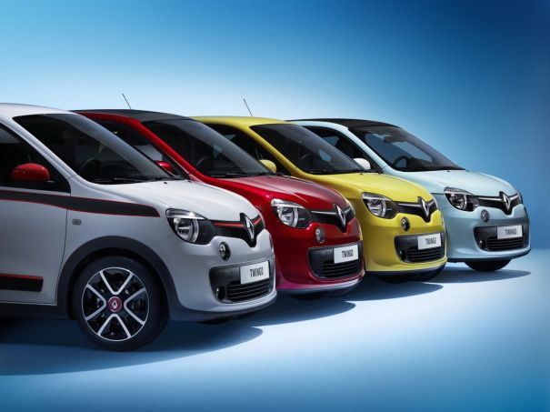 New Renault Twingo - a revival of the Renault LeCar !
