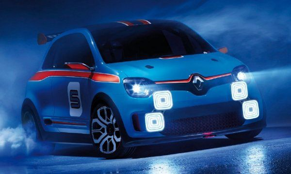 New Twingo / Le Car concept