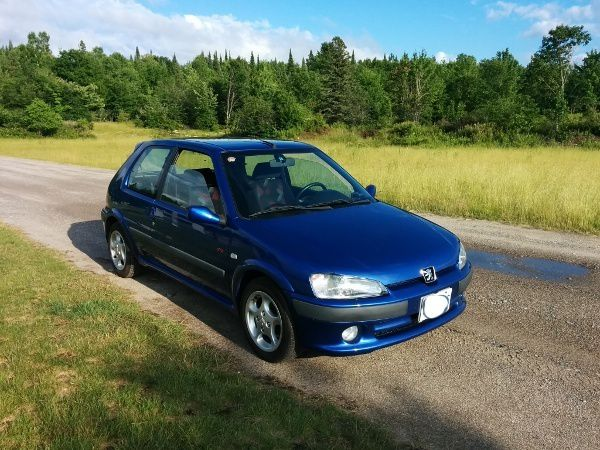 CANADA : MEET WITH STIRLING\'S PEUGEOT 106 - FCIA - French Cars In ...