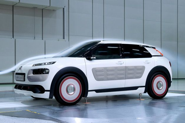 118 MPG FOR THE NEW CITROEN SUV