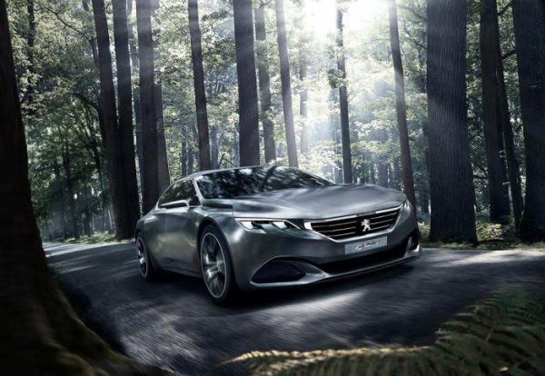 PEUGEOT @ THE 2014 PARIS MOTOR SHOW