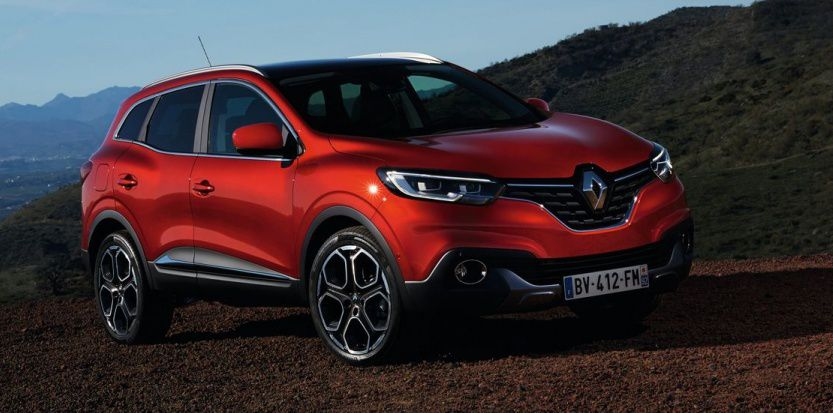 RENAULT REVEALS THE KADJAR
