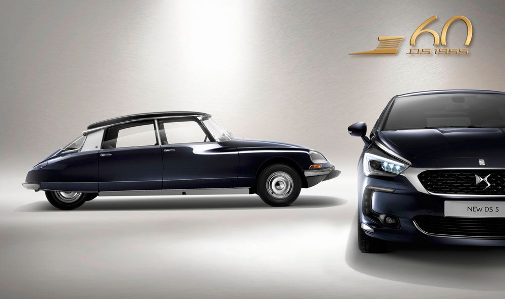 """1955"" LIMITED EDITIONS FOR THE SIXTIETH ANNIVERSARY OF THE ORIGINAL DS"