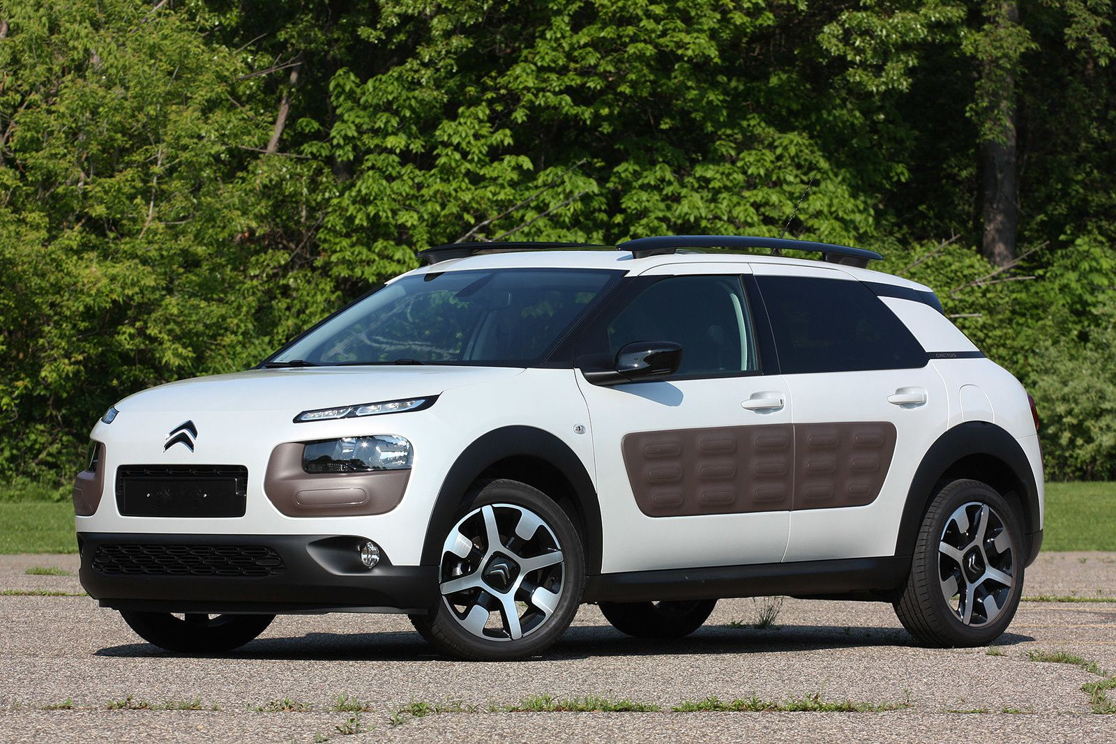 Citroën C4 Cactus in the USA