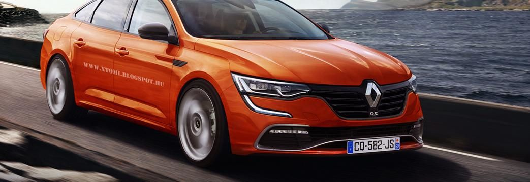 Picture Renault Sport Talisman - 300 hp