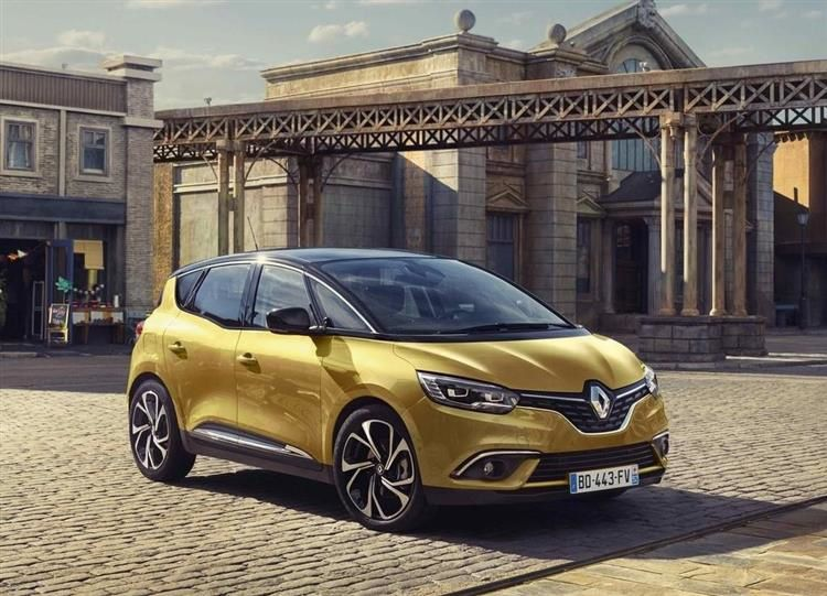 THE ALL NEW RENAULT SCENIC