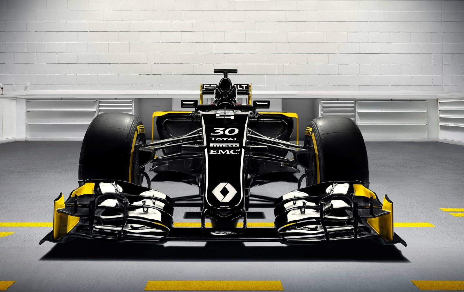 [VIDEO] THE NEW RENAULT SPORT FORMULA ONE TEAM