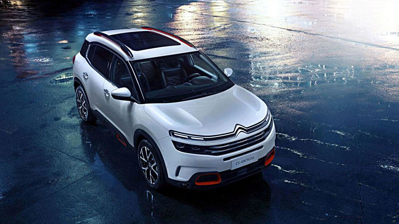 CITROËN REVEALS THE NEW C5 AIRCROSS