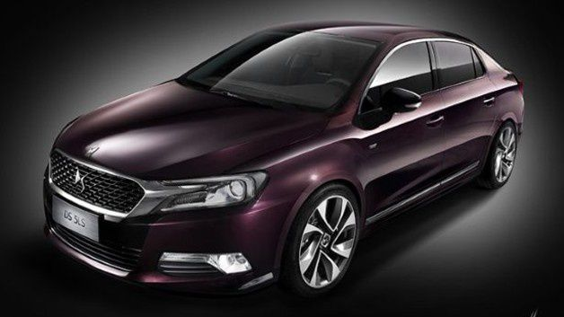 CITROËN UNVEILS A NEW DS: THE DS 5LS