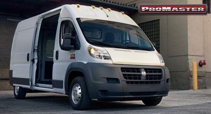 Dodge Ram ProMaster / Citroën Jumper / Peugeot Boxer