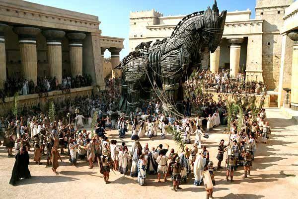 La guerre de Troie... d' Ukraine.... n'aura pas lieu !