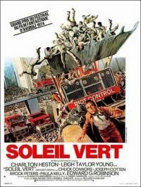 De Soleil vert (1973) à The Giver (2014) geka continue son cinéma !