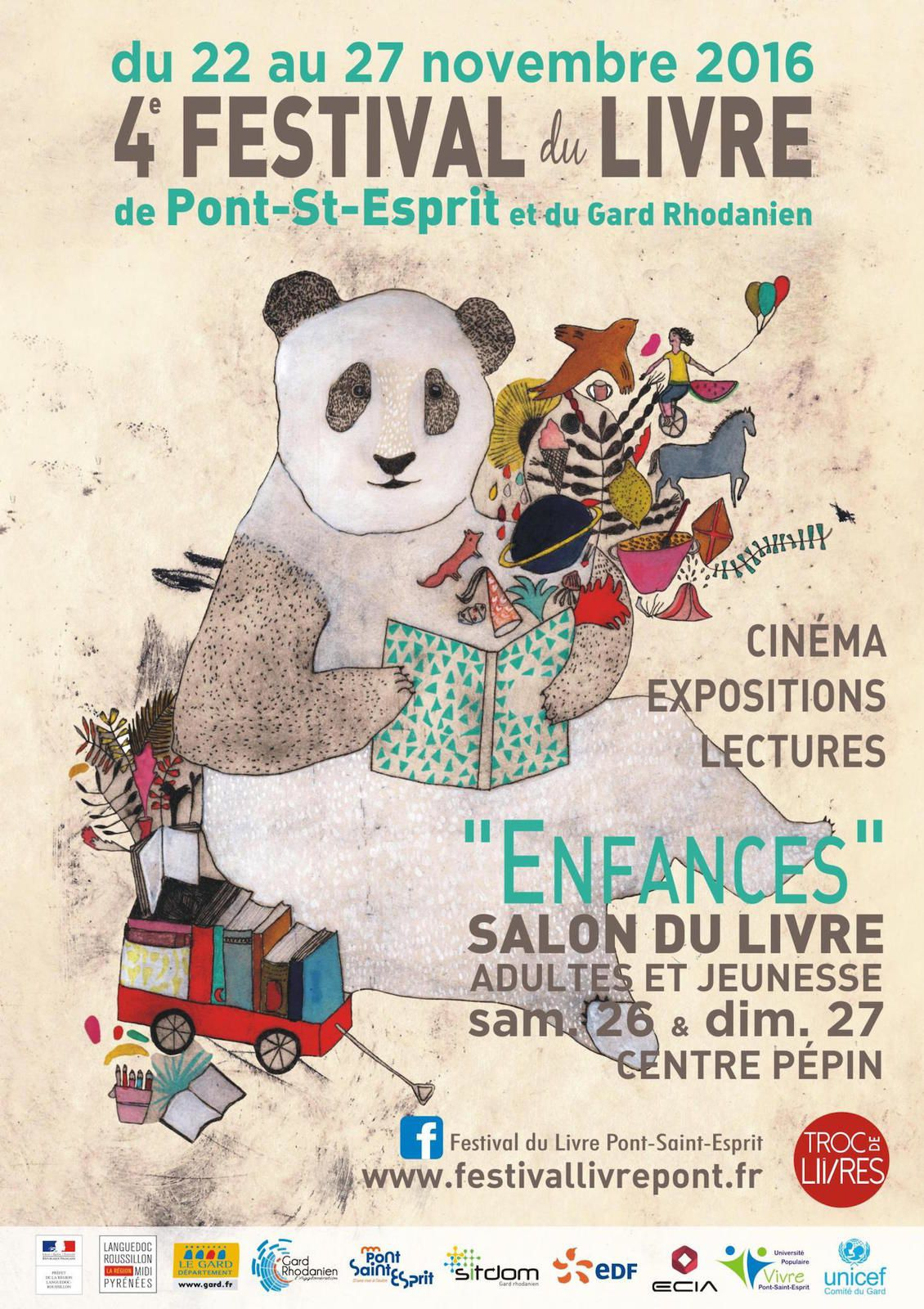 Illustration affiche Clothilde Staës