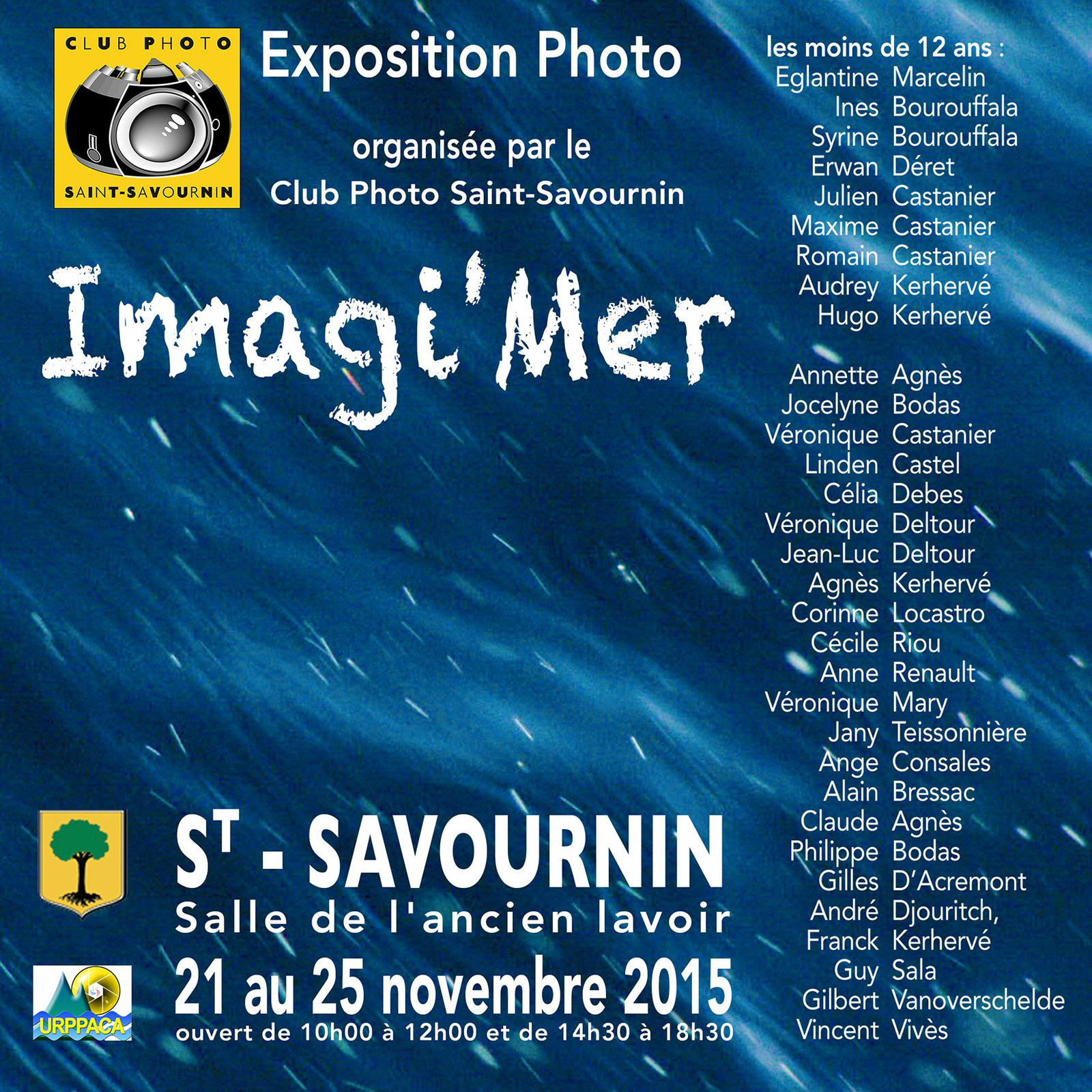 Exposition annuelle du Club photo