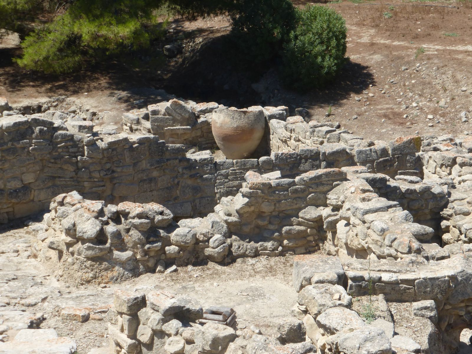 Les vacances à 2 en Crète...