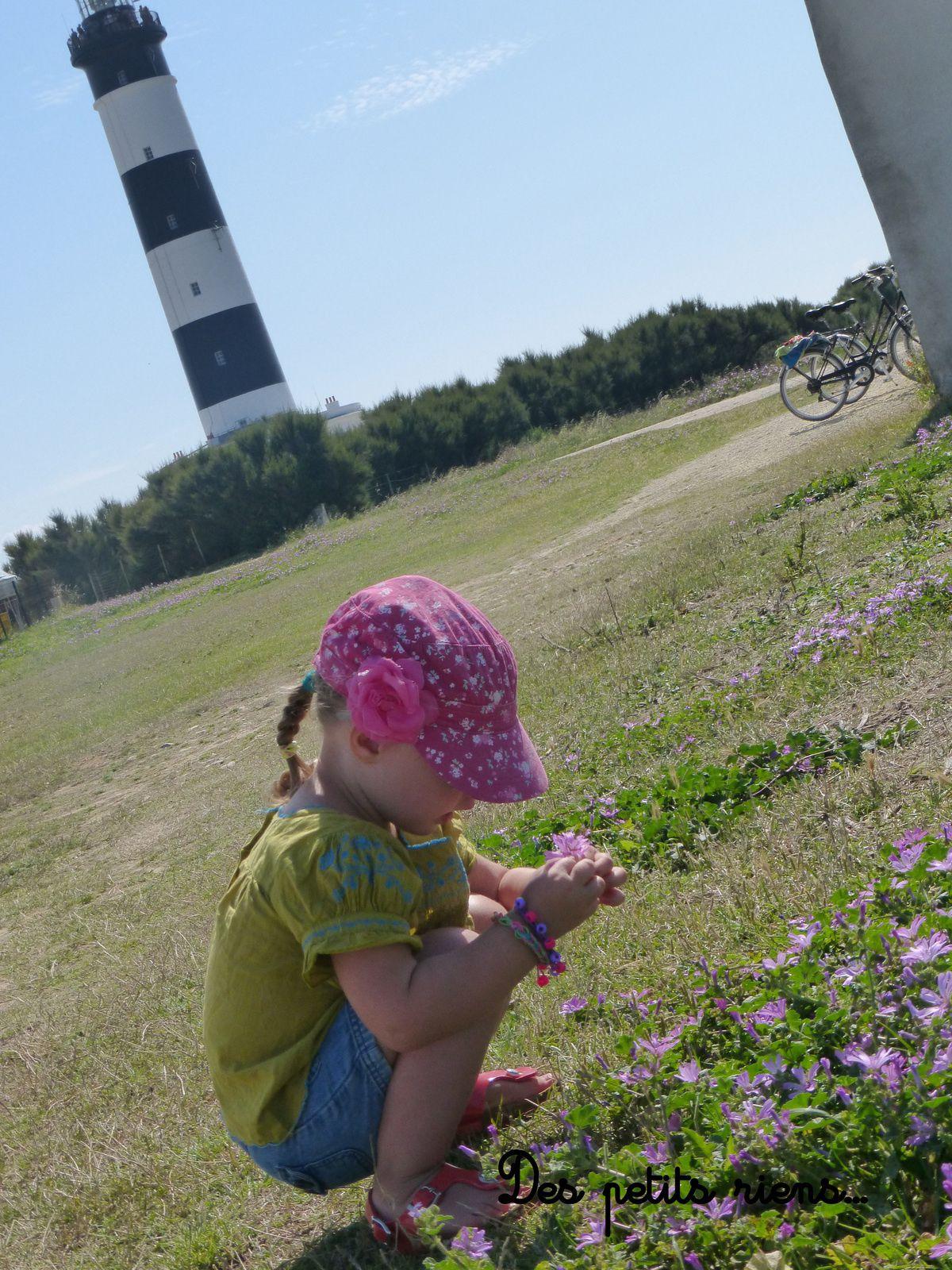 Cueillir des fleurs
