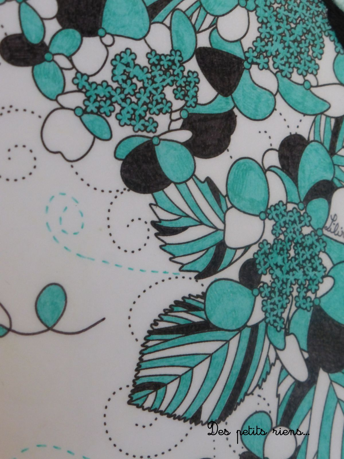 Des fleurs pour Lilirose