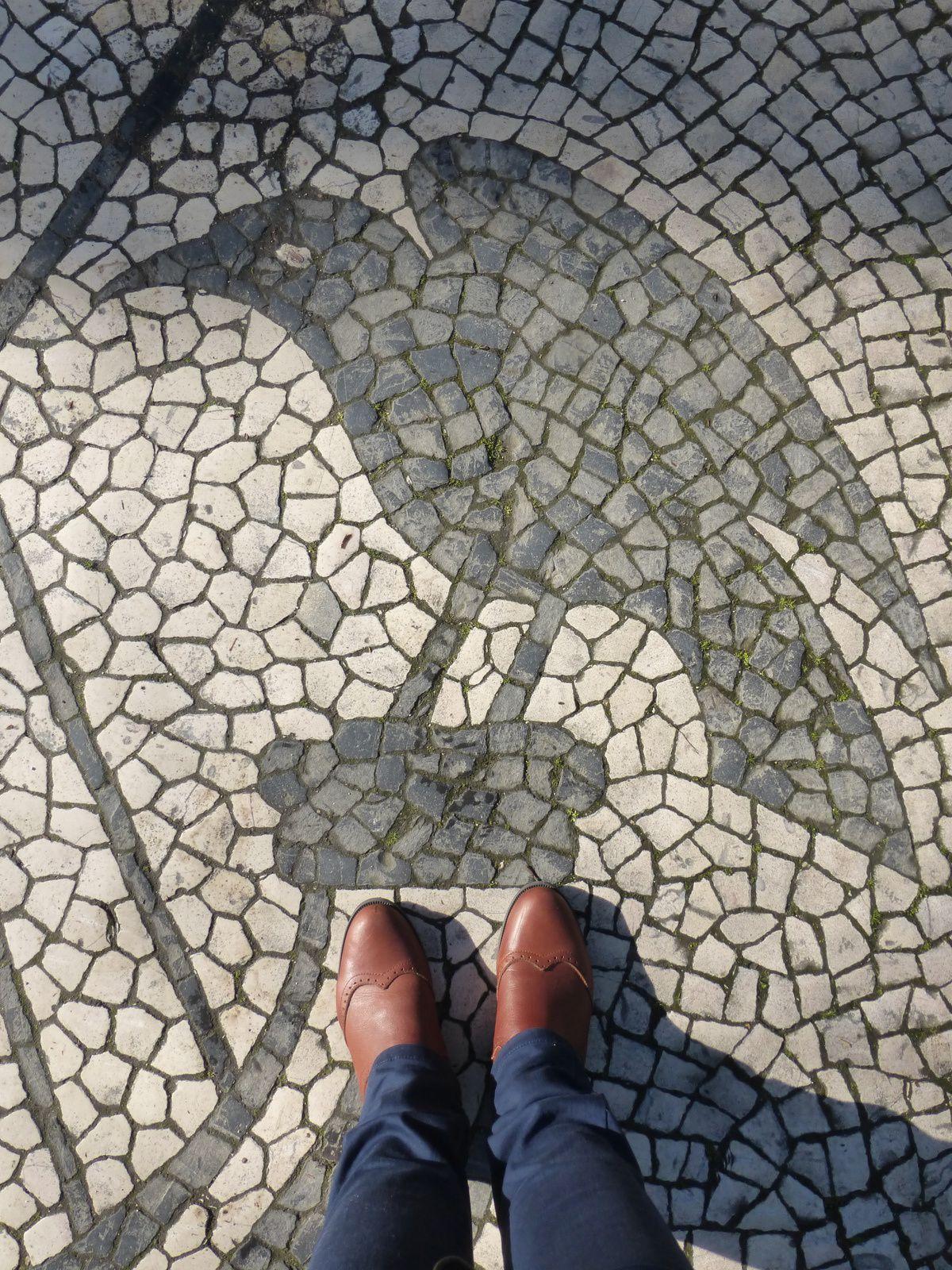 Lisbonne #2 les pavés