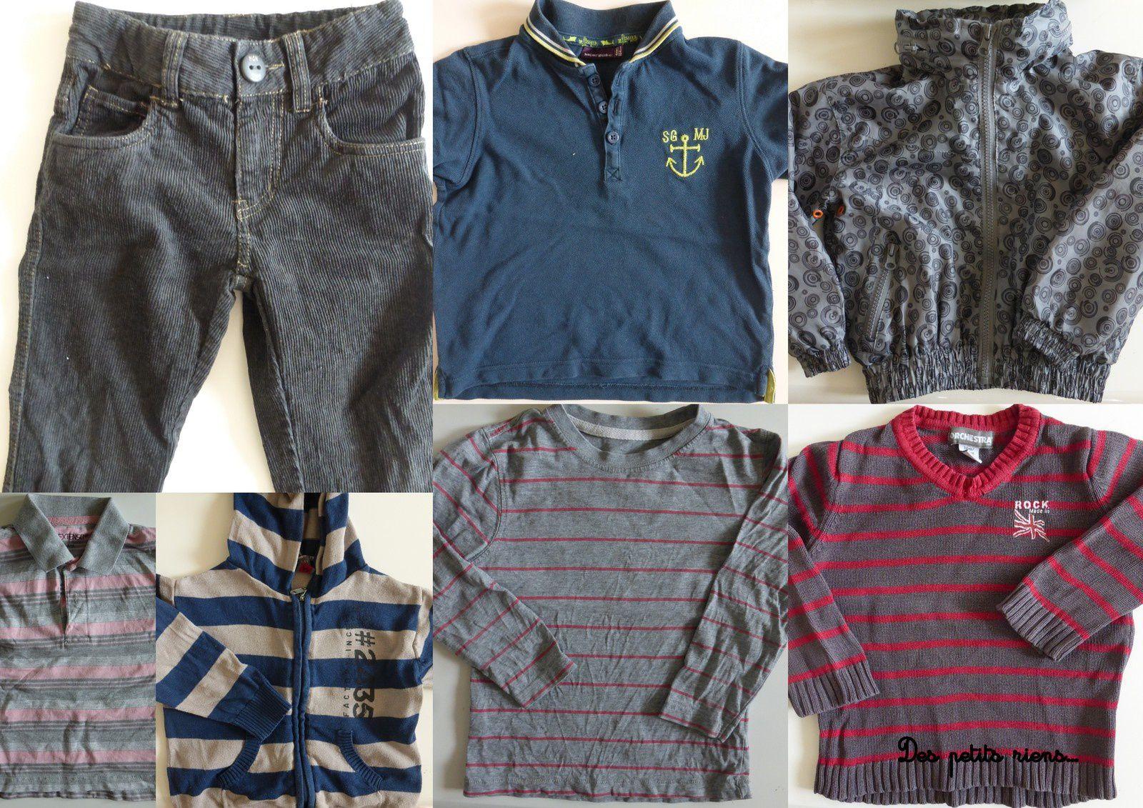 Vêtements Ruben