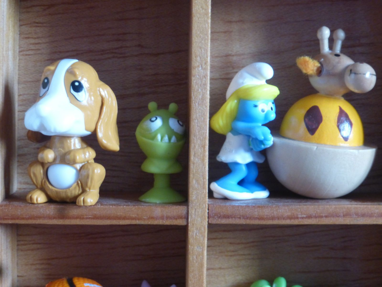 Coloc' de figurines