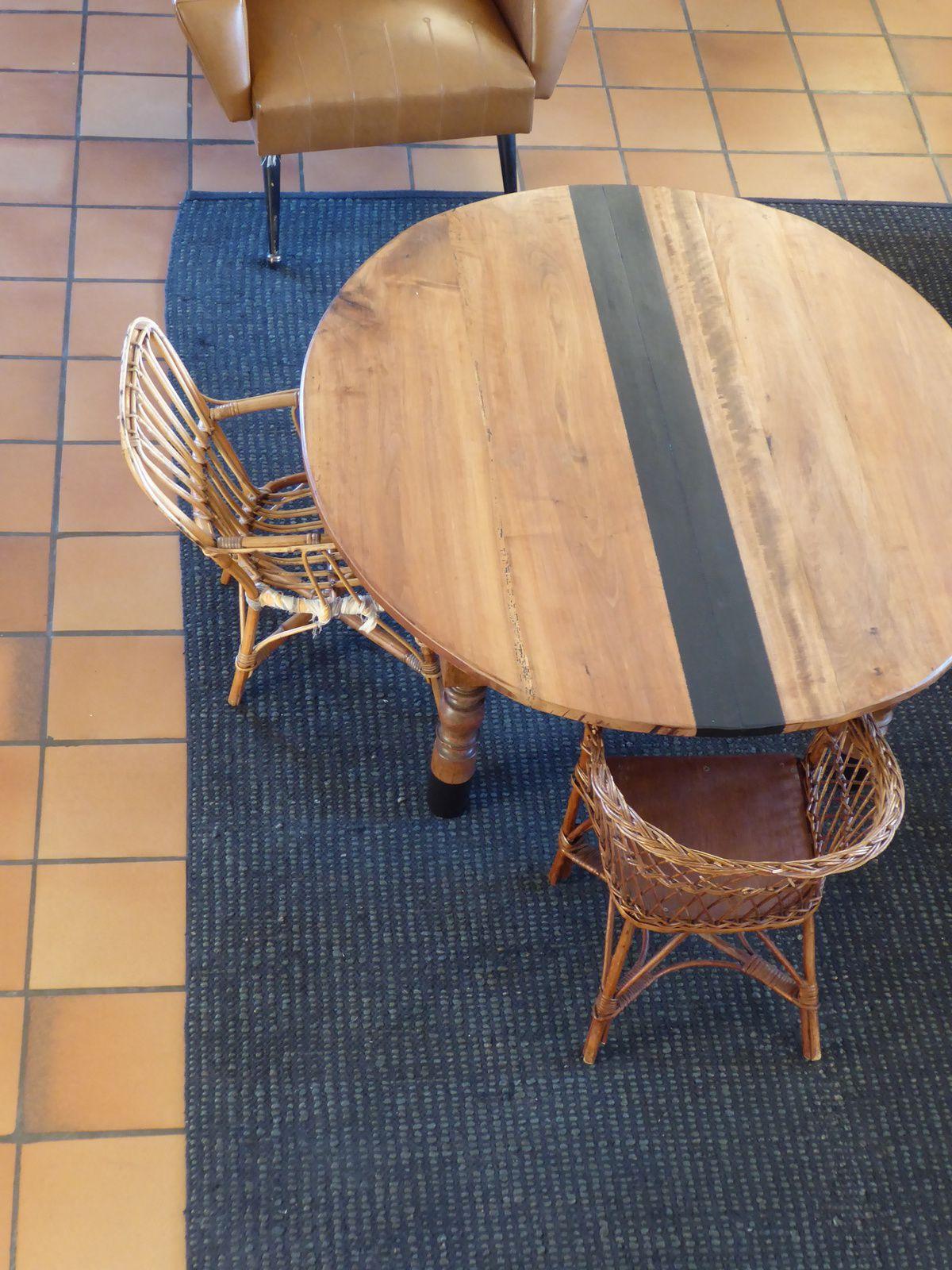 Nouvelle table basse...