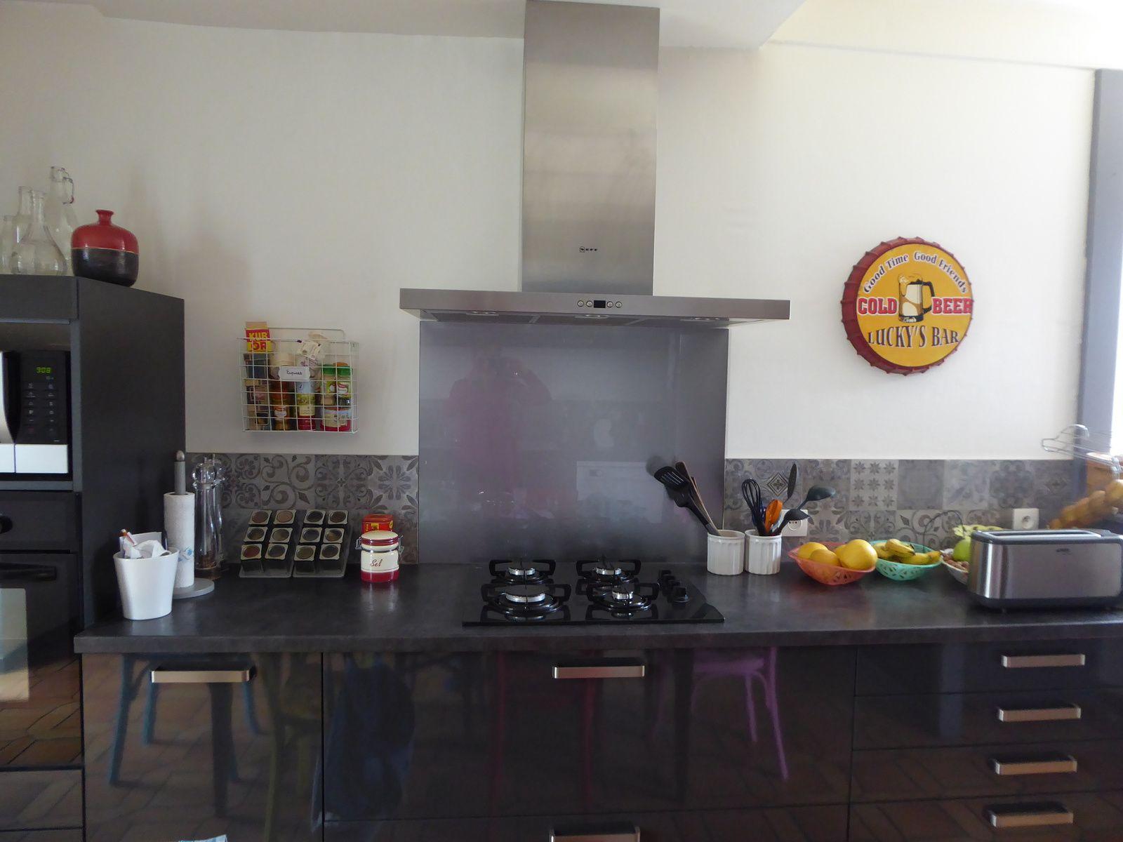 Une petite cuillérée de ma cuisine...