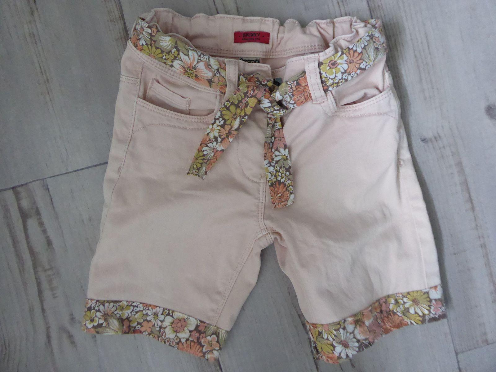 Shorts customisés