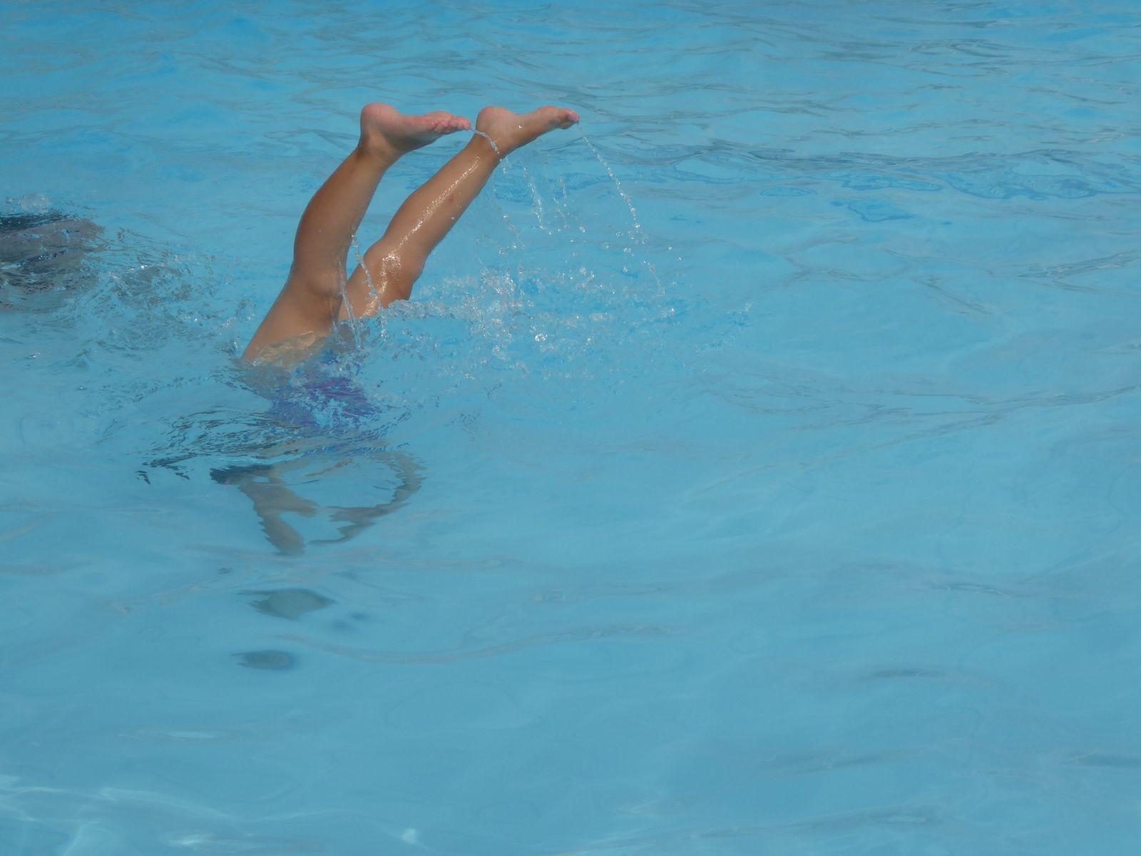 Les vacances sur l'île d'Oléron: la piscine