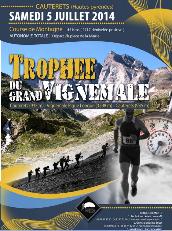 Trophée du Grand Vignemale : émotions au sommet
