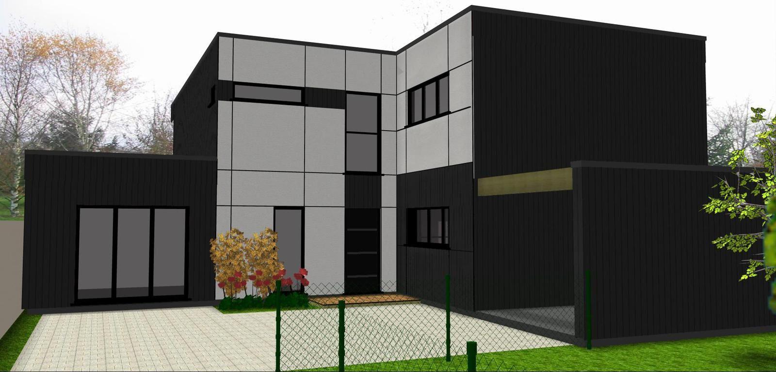 le drein courgeon bois colombes 92 le blog de constructionbois ledrein. Black Bedroom Furniture Sets. Home Design Ideas