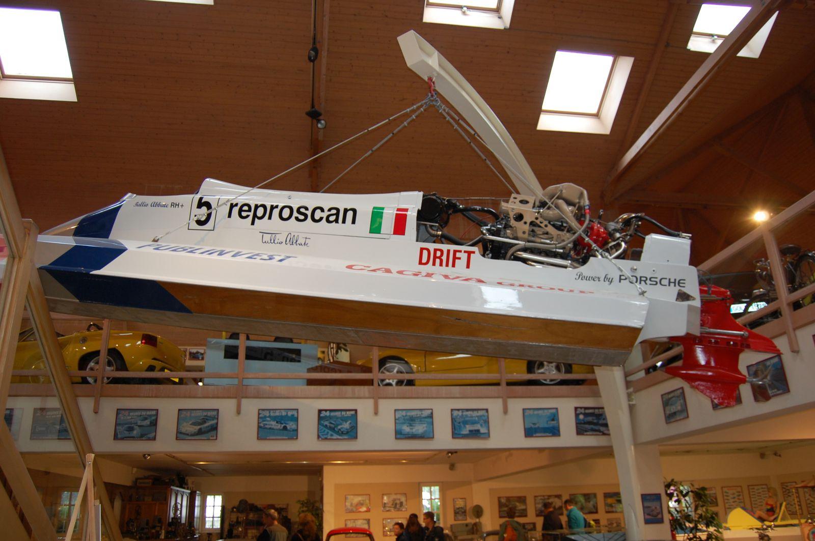 LOHEAC-Musée de l'automobile
