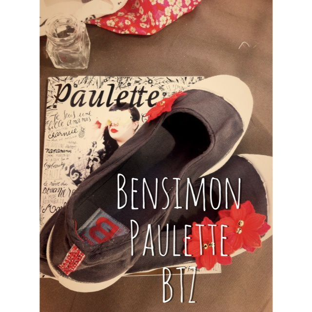 suite et fin de l'atelier customisation Bensimon..