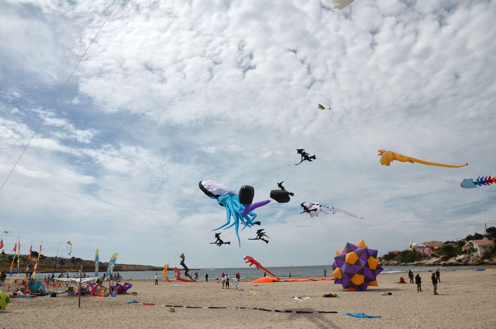 Cerfs-volants de Martigues