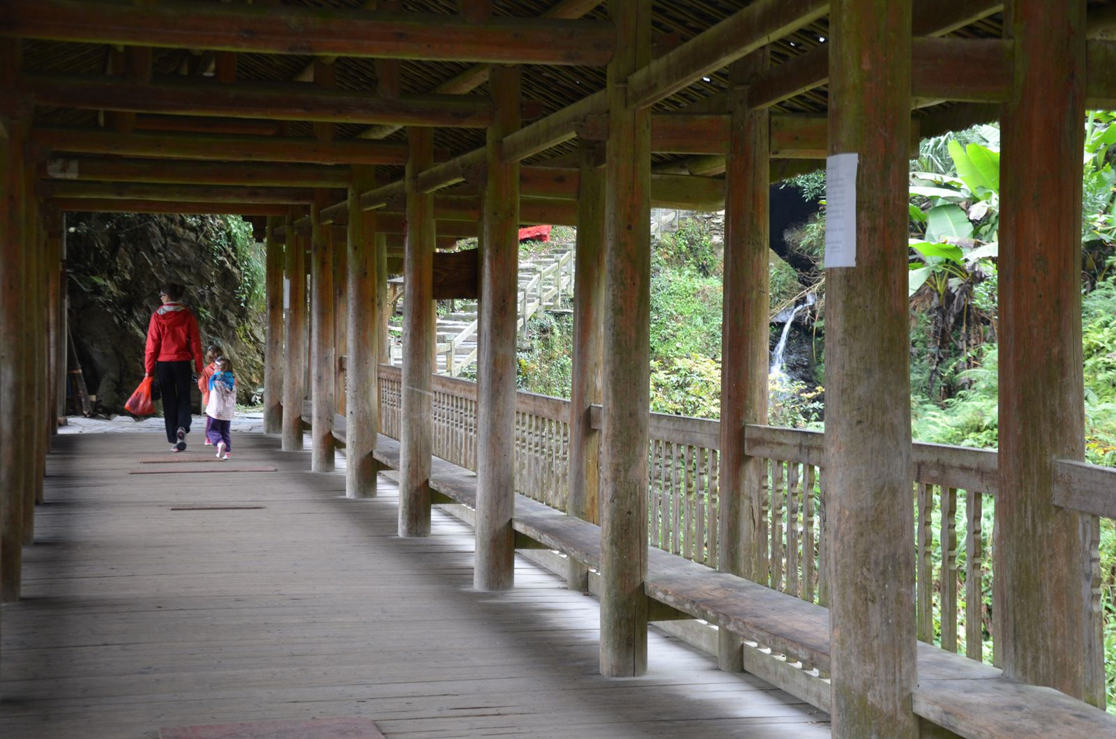 Ping'An, le village