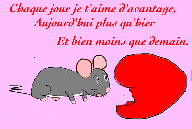 On aime la Saint Valentin,