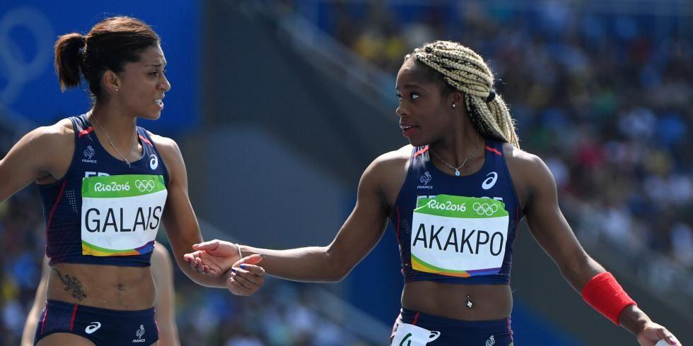 Chronique érotique de l'olympisme