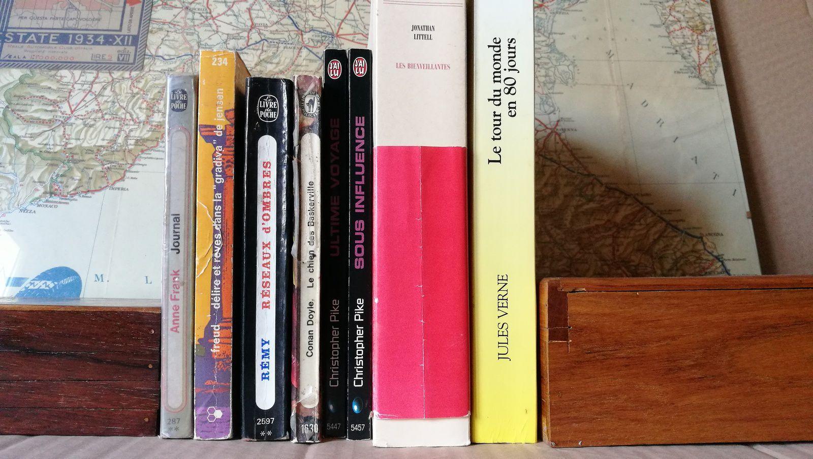 Chiner sa bibliothèque #HorsSérie : La Black_Brocante
