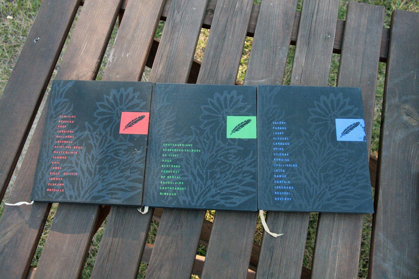 Trois exemplaires d'une même série, d'une même oeuvre, mais seulement un seul porte la numérotation. Avec cette dépense la somme totale grimpe à 44 euros pour la saison