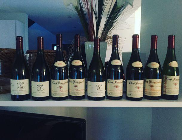 Une soirée autour de la Loire... Boire du Clos Rougeard