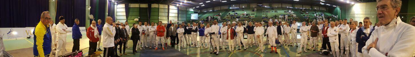 Circuit national vétérans à Saint-Maur