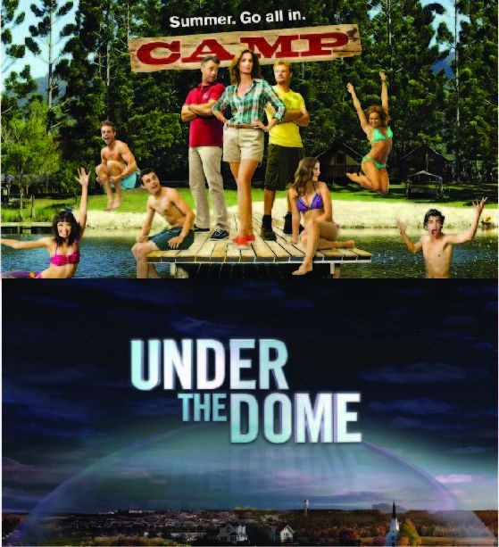 Camp & Under the Dome