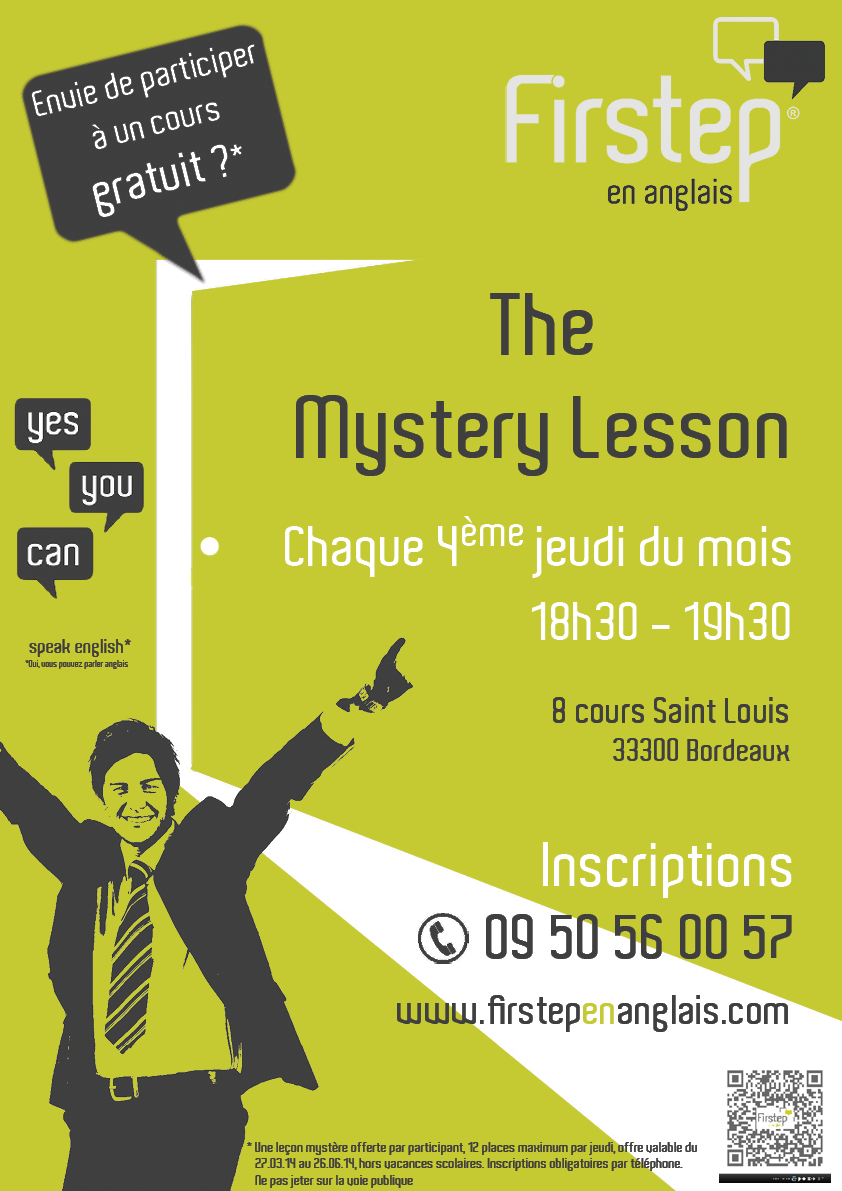 Mystery Lesson