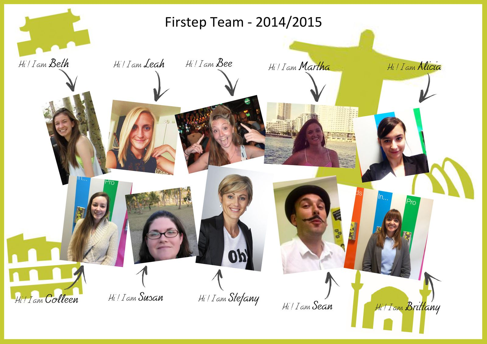 Firstep Team is back !