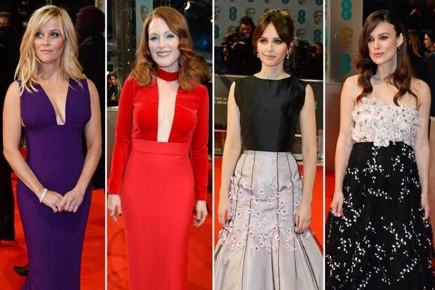 Reese Witherspoon, Julianne Moore, Felicity Jones and Keira Knightley