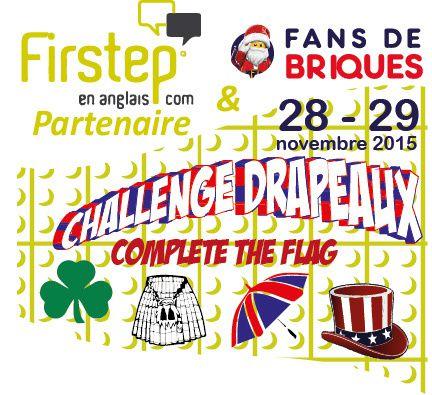 """ENFANTS, participez au """" CHALLENGE DRAPEAUX : complete the flag"""" et GAGNEZ un cornet de POP-CORN !"""