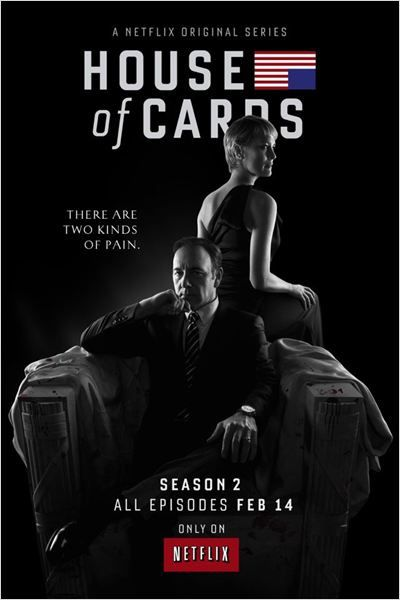 House of cards - saison 2