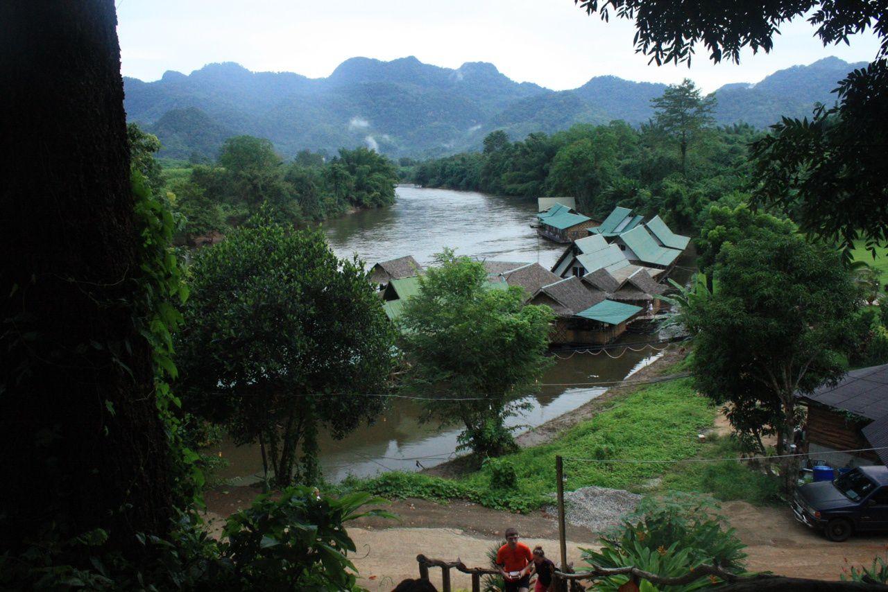 Thailand diary : exotic escape